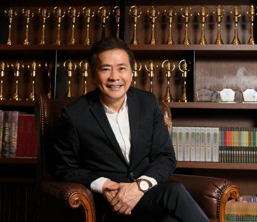 三立總經理張榮華接受專訪表示台灣戲劇都太短命了,他要改變。圖/三立提供