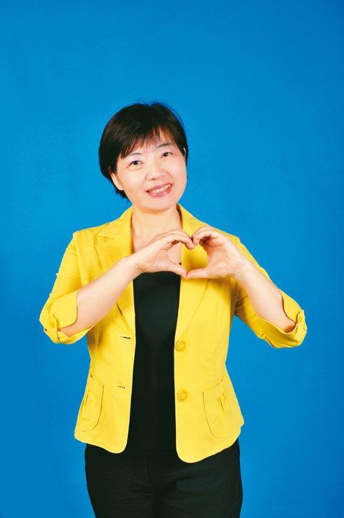 郭慧娟引進台灣「死亡咖啡館」。 圖╱郭慧娟提供
