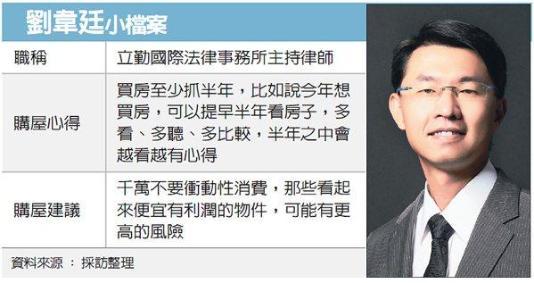劉韋廷小檔案 圖/經濟日報提供