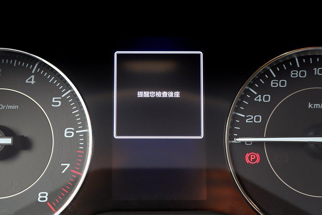 小改款Subaru Impreza新增「後座提醒」以及「RAB自動倒車煞車」兩種...