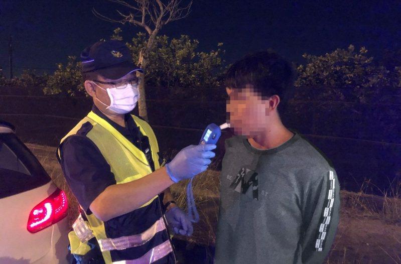 台南市交大統計,1至3月駕駛人飲酒肇事計發生248件,造成313人傷亡,較去年因飲酒肇事減少40件、減少109人傷亡。記者邵心杰/翻攝