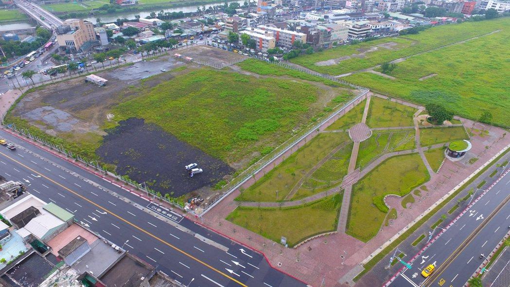 大南港土地預計5月7日開標。 圖/業者提供