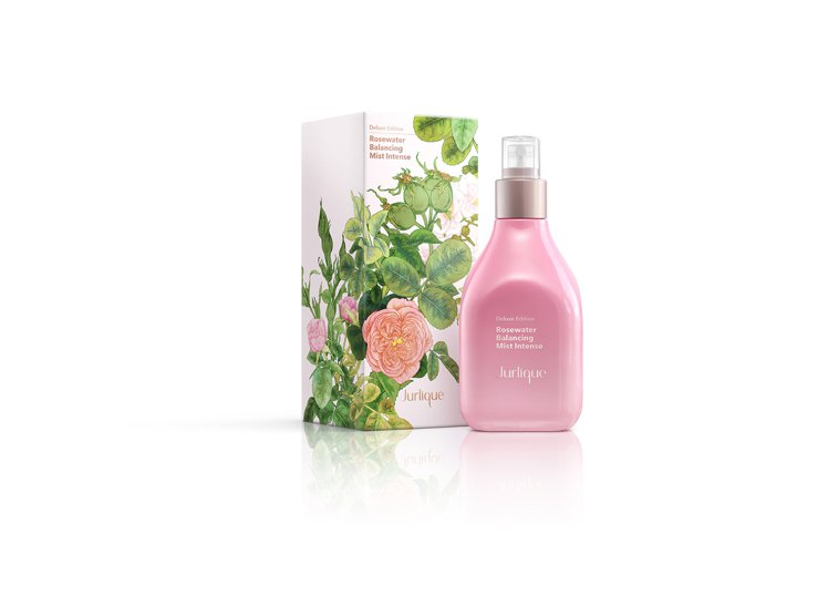 Jurlique玫瑰活膚露2020奢華限定版/200ml/2,050元。圖/Ju...