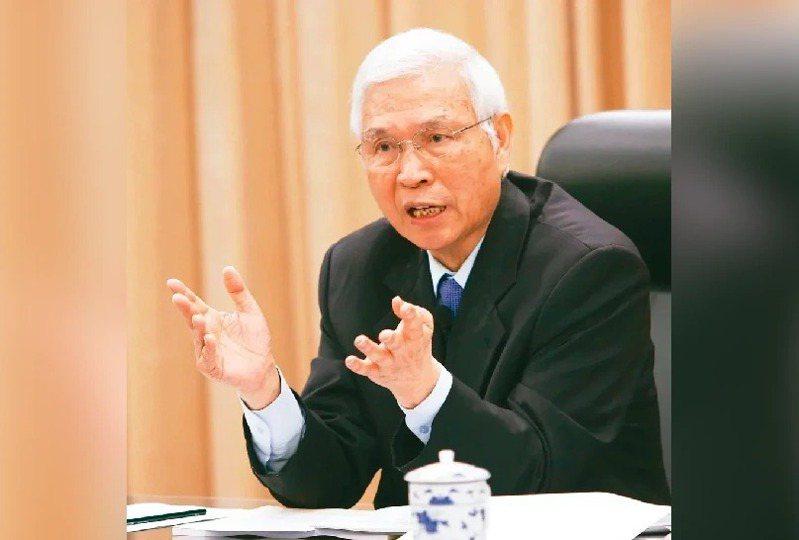 央行總裁楊金龍。 聯合報系資料照片