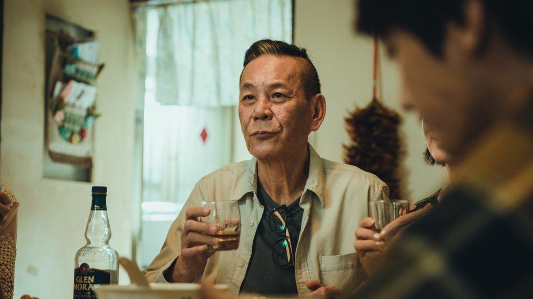 龍劭華在「若是一個人」中飾演宋柏緯的舅舅。圖/華視提供