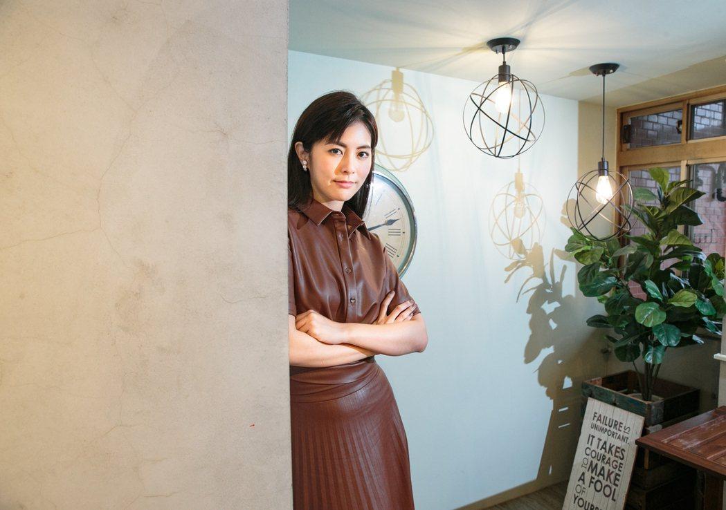 「覆活」任容萱專訪。記者曾原信/攝影