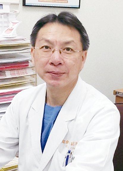 化療人數No.1 周宏學 林口長庚婦癌科副教授主治醫師 圖╱周宏學提供
