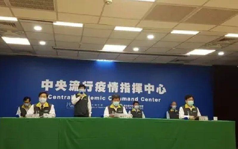 中央流行疫情指揮中心,今天宣布國軍敦睦遠航磐石軍艦累計24人確診。圖/ 本報資料照片