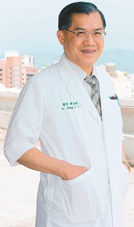 中國醫藥大學兒童醫院感染科主任黃高彬認為,應正視新冠肺炎非典型症狀感染者。 圖/黃高彬提供