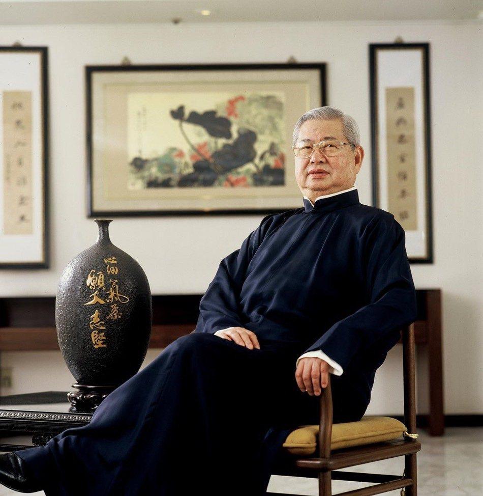 和泰汽車集團總裁蘇燕輝逝世,享耆壽93歲。 圖/和泰汽車提供