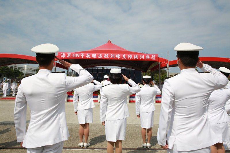 朱學恒認為,錯不在艦隊的官兵上,而是下令敦睦任務的官員。圖/中華民國海軍Facebook