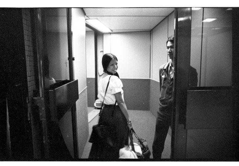 圖為已故女作家三毛。聯合報記者程川康/攝影