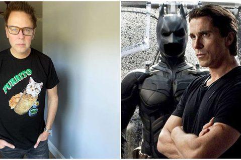 「星際異攻隊」導演詹姆斯岡恩才剛忙完DC電影「自殺突擊隊」,由於疫情影響隔離在家,暫時還無法拍攝「星際異攻隊3」,他也索性與網友問答,他更於18日的IG問答當中坦言自己最愛的「蝙蝠俠」是克里斯汀貝爾...