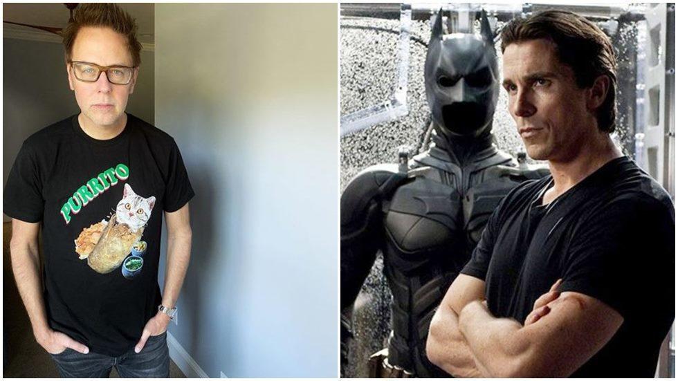 「星際異攻隊」系列導演詹姆斯岡恩最愛的「蝙蝠俠」是克里斯汀貝爾。圖/摘自IG、華