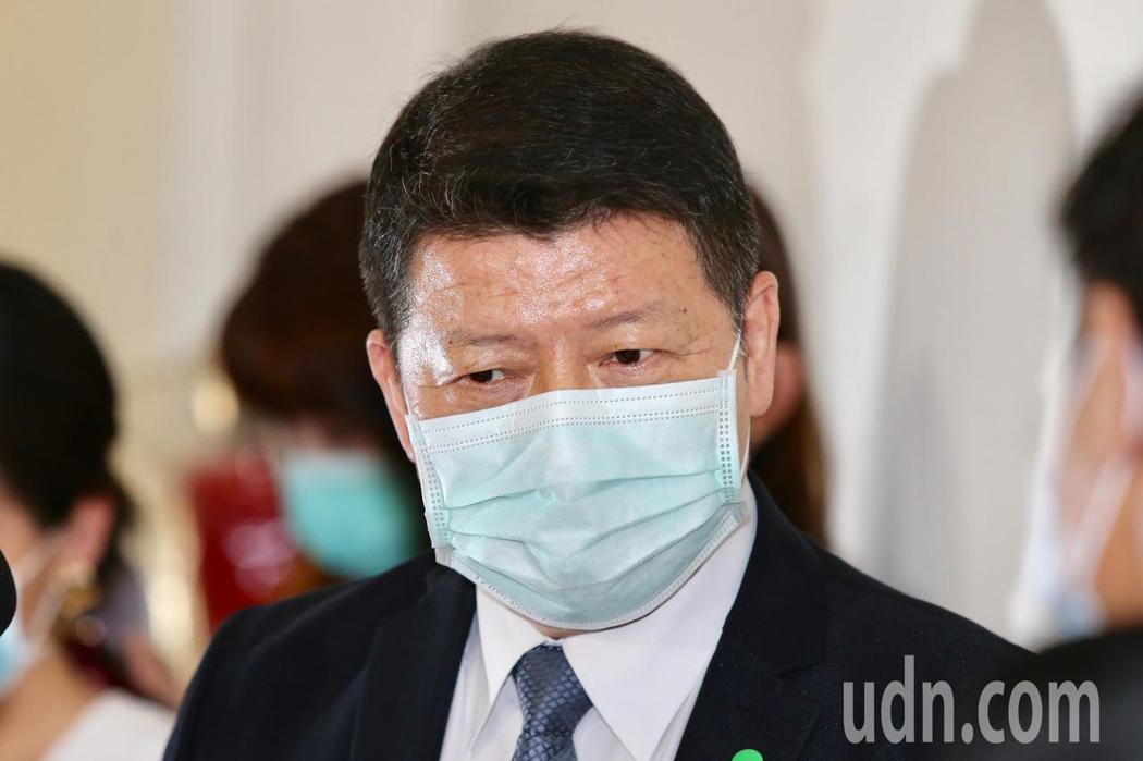 國防部副部長張哲平。記者林伯東/攝影
