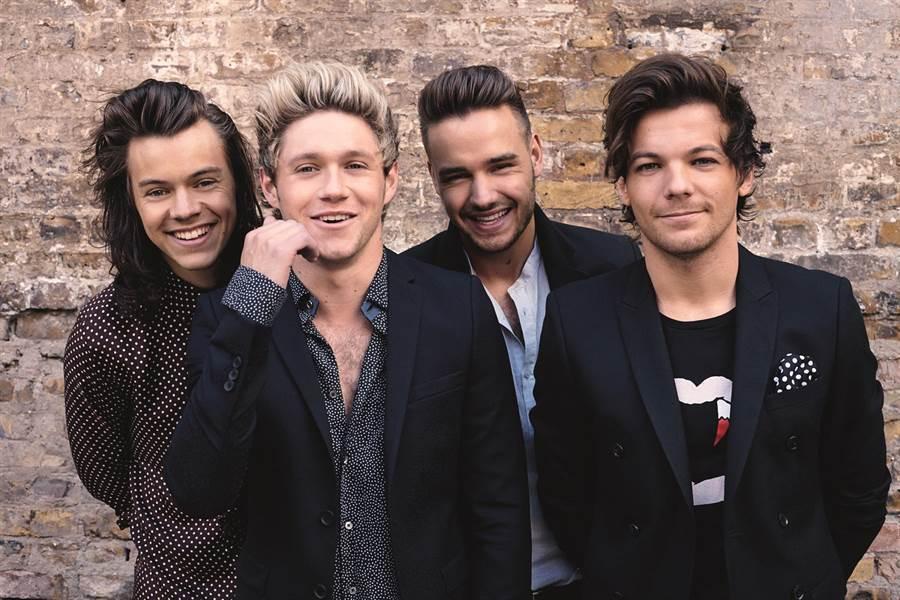 哈利(左起)、奈爾、連恩、路易曾說「1世代」休團不解散,如今有望再度合體。圖/索