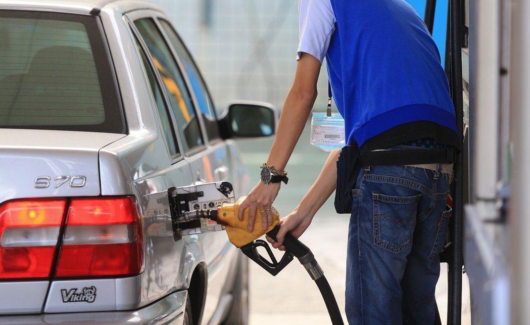 台灣中油公司自明(31)日凌晨零時起汽、柴油價格均不調整。 報系資料照