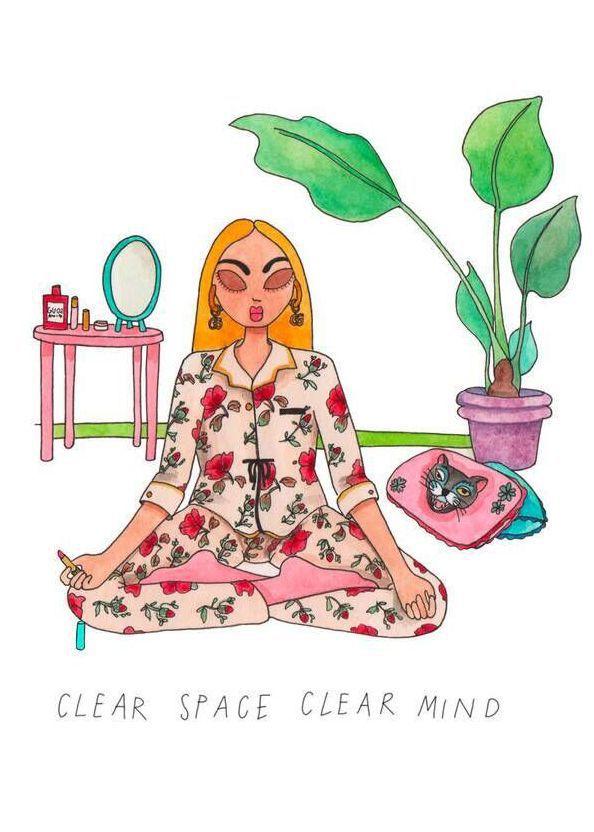 保持居家空間乾淨,讓心靈能純粹一點。 圖/Gucci 提供