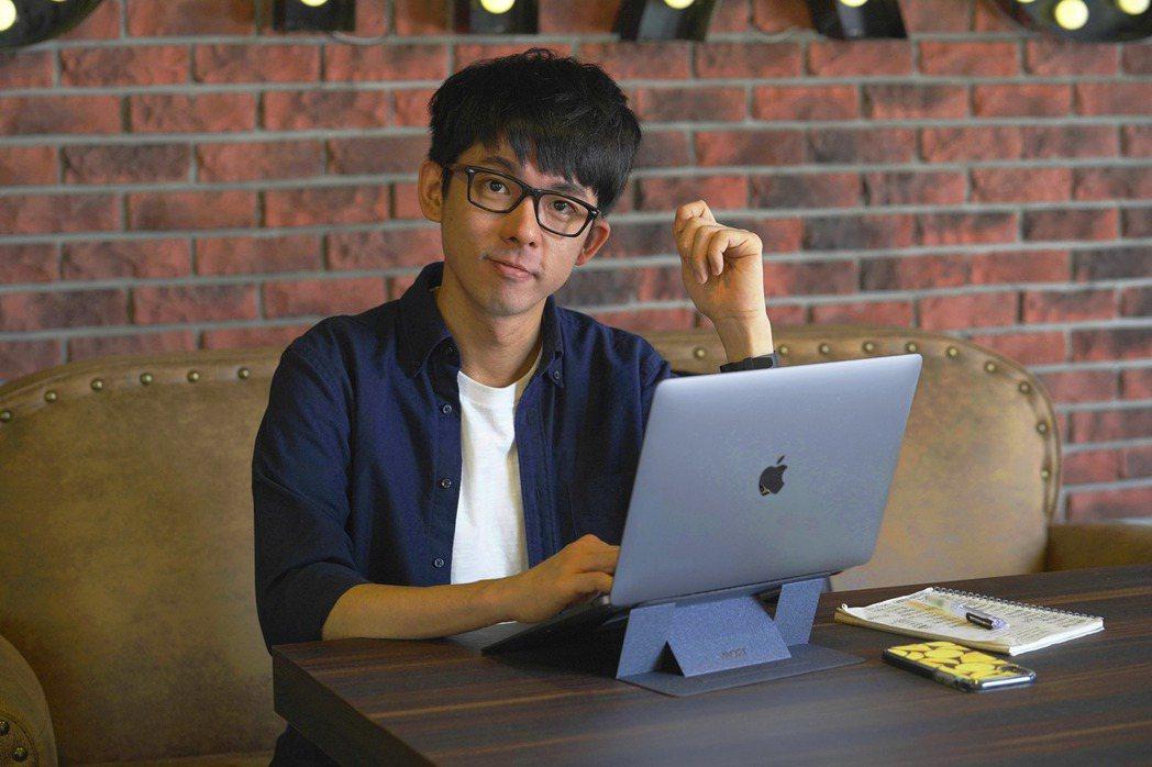 人氣YouTuber阿滴因有著暖男、妹控的好形象,深受許多網友喜愛。圖/擷自阿滴...