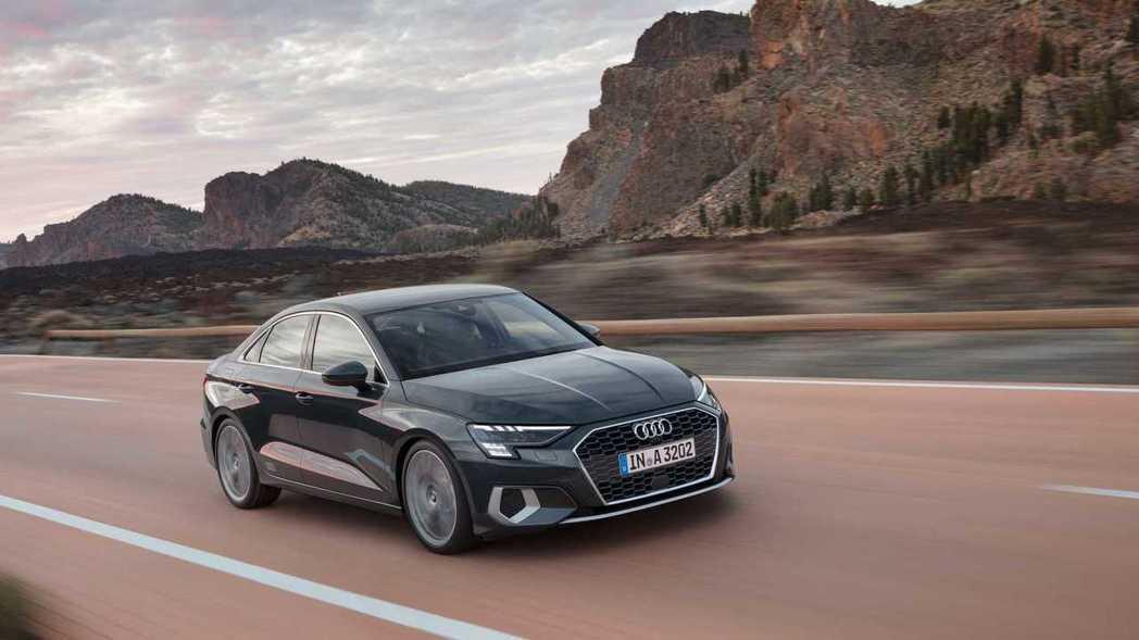 New Audi A3。 摘自Audi