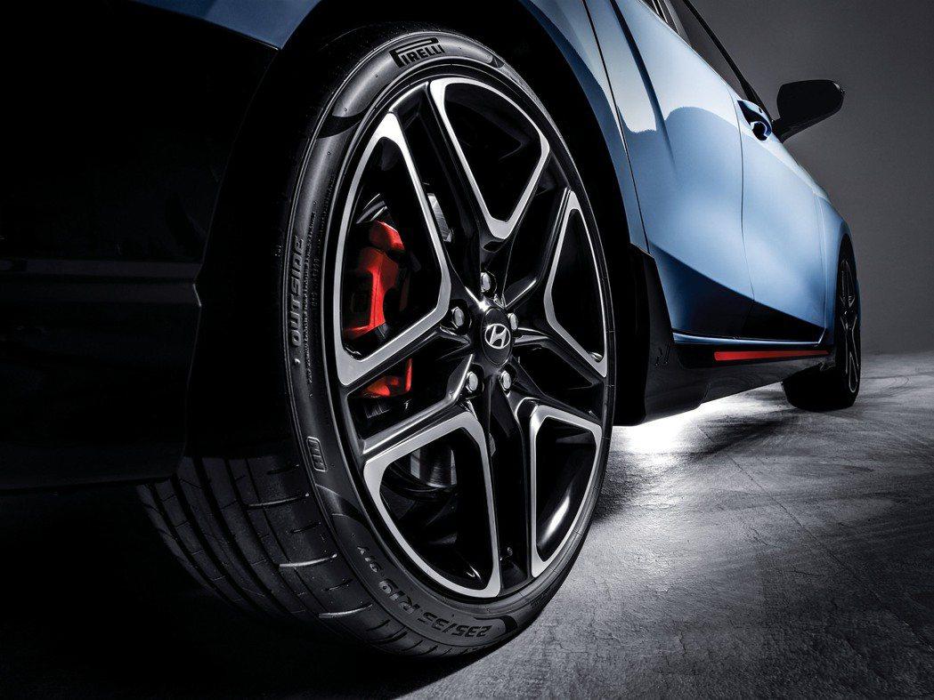 新年式Hyundai Veloster N在今日(21)正式於韓國發售。 摘自H...