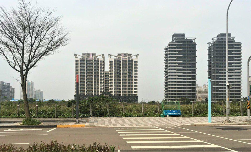淡海。記者游智文/攝影