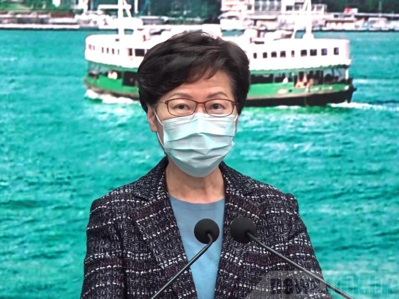 香港特首林鄭月娥表示,本月23日到期的防疫措施需延長14日。香港電台