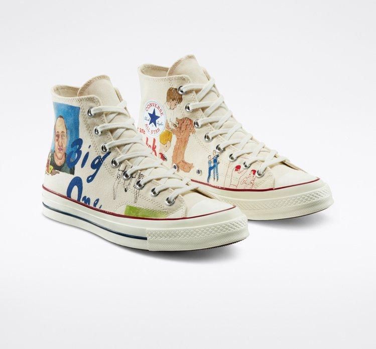 Converse Artist Series Presented By Tyle...