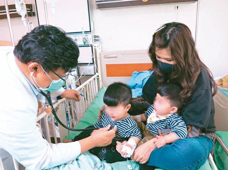 每年4月到9月為腸病毒主要流行期,豐原醫院3月初已經有一對雙胞胎,在托嬰中心感染...