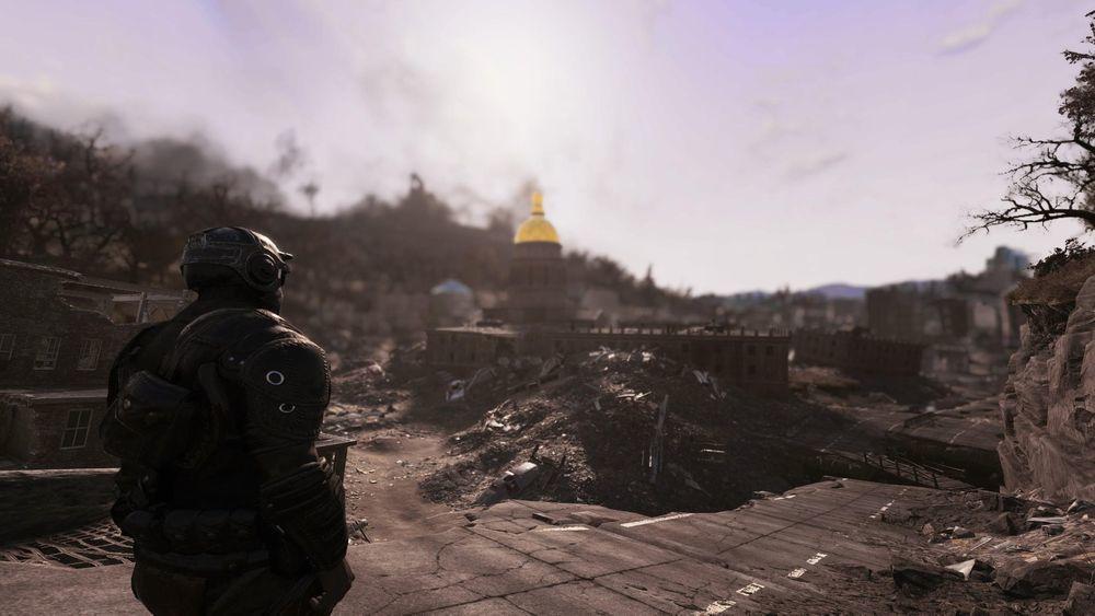 衰敗的城市