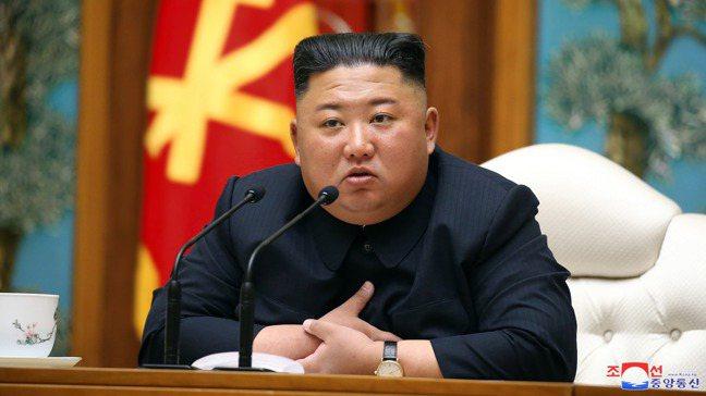 北韓領導人金正恩21日傳出病危,實情如何仍待查證。圖/歐新社