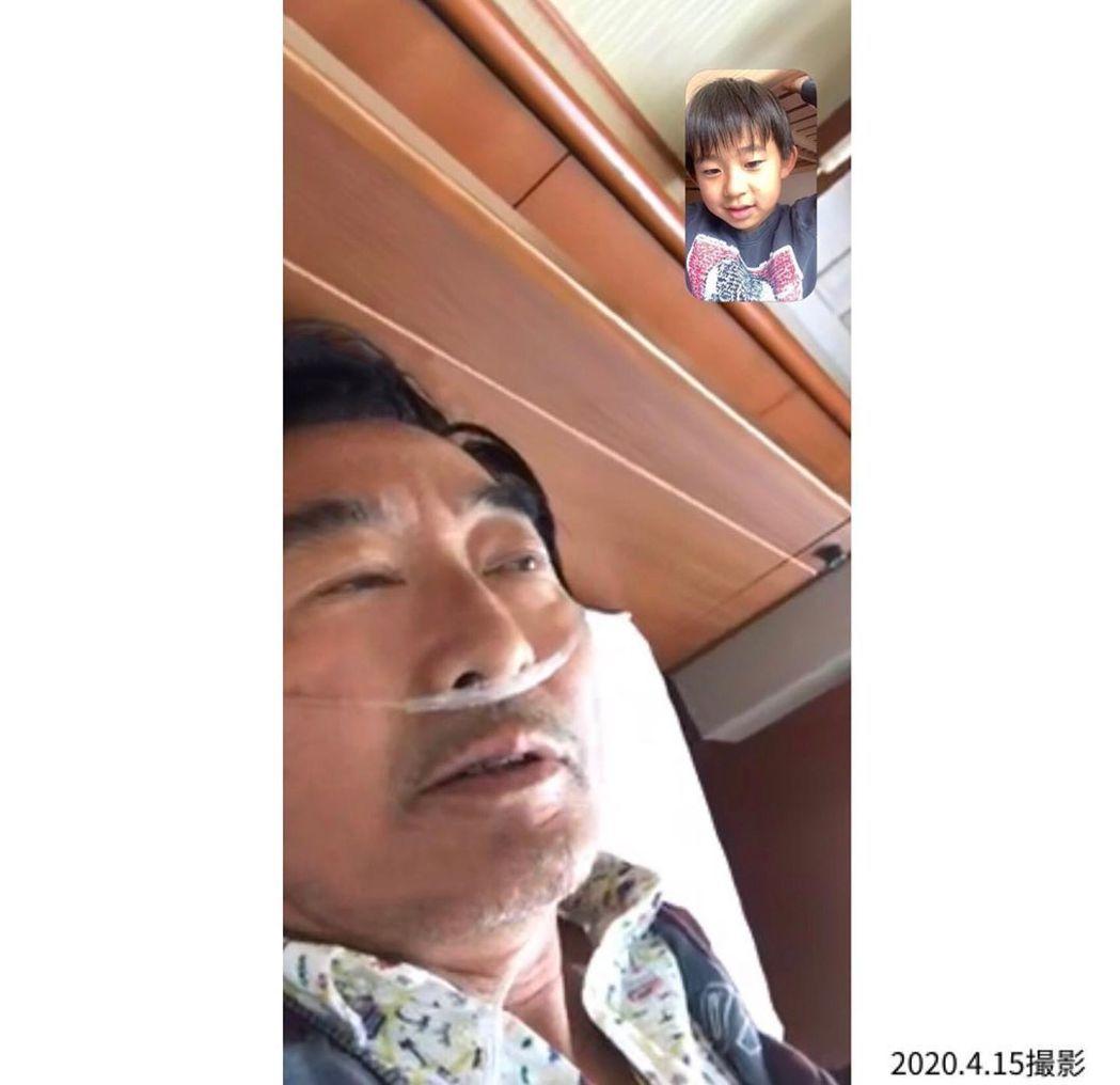 石田純一染疫,狀況不佳令人擔憂。圖/擷自IG