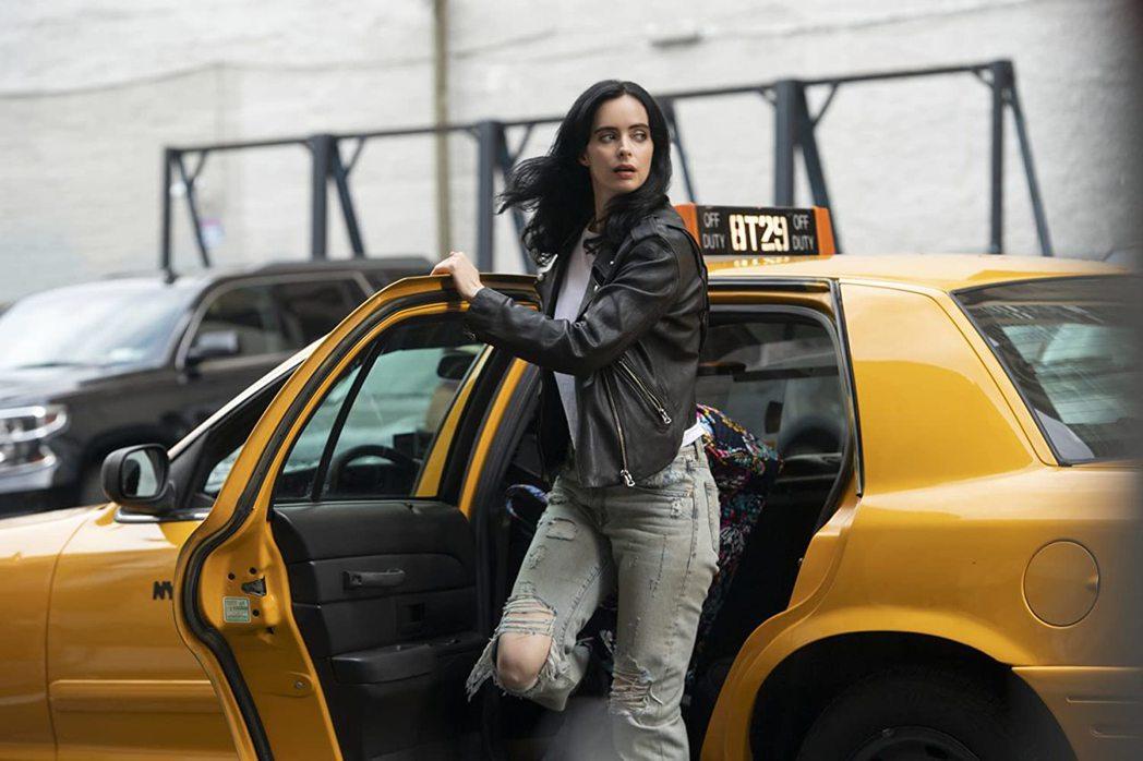 潔西卡瓊斯是有可能在漫威電影出現的女英雄。圖/摘自imdb