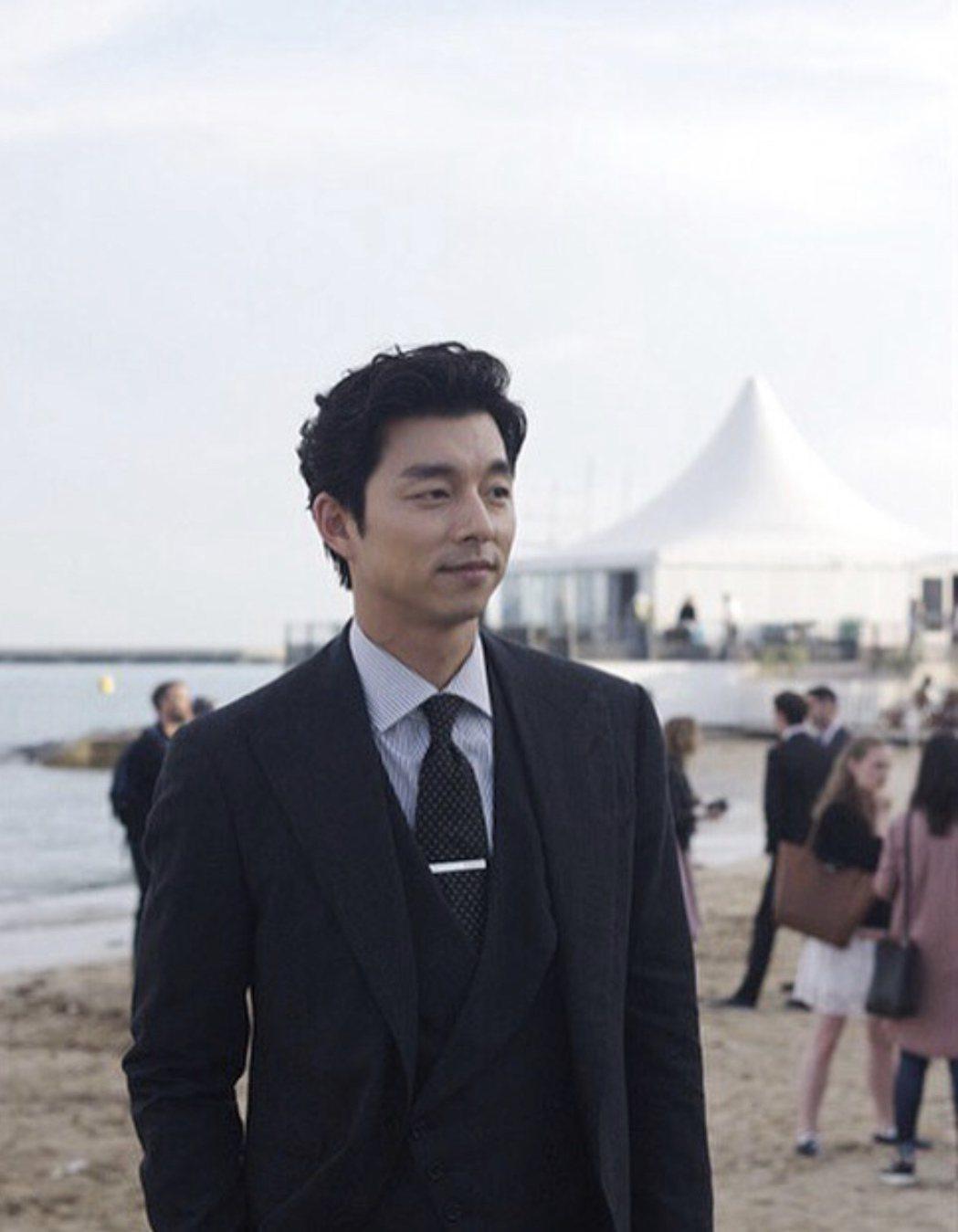 孔劉傳出將接拍Netflix新戲「寂靜的大海」。圖/摘自IG