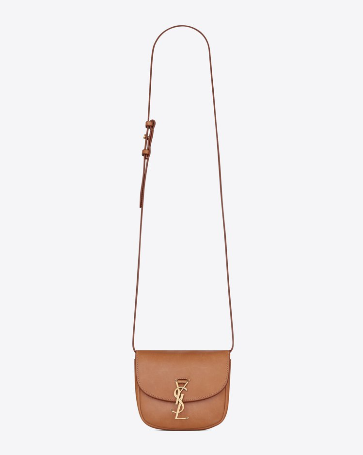 迷你Kaia牛皮小包,41,700元。圖/Saint Laurent提供