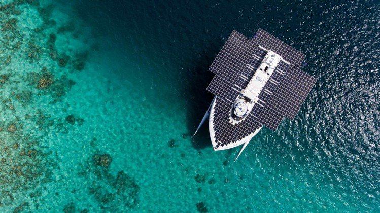 由寶璣贊助的「海洋衛士號」旨在喚醒人們垃圾對海洋的污染,早從2017年出發,預計...