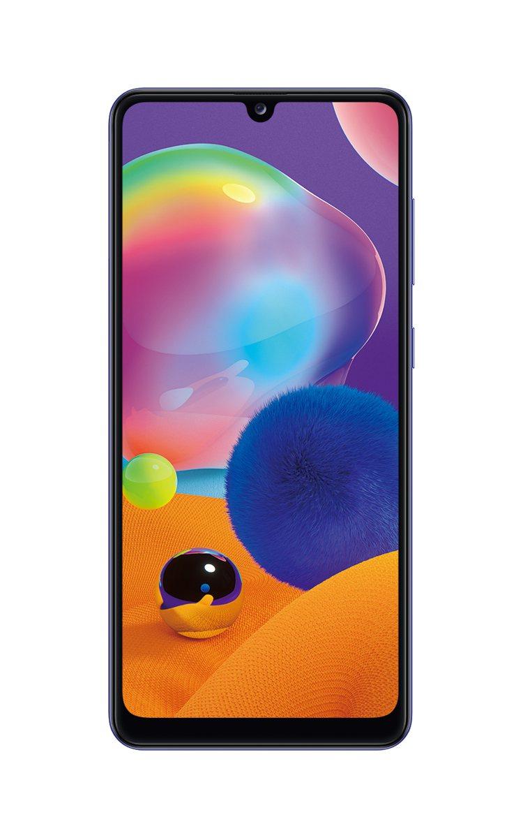 Samsung Galaxy A31搭載6.4吋旗艦級Super AMOLED ...