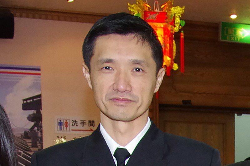 敦睦艦隊支隊長陳道輝少將。圖/聯合報系資料照片