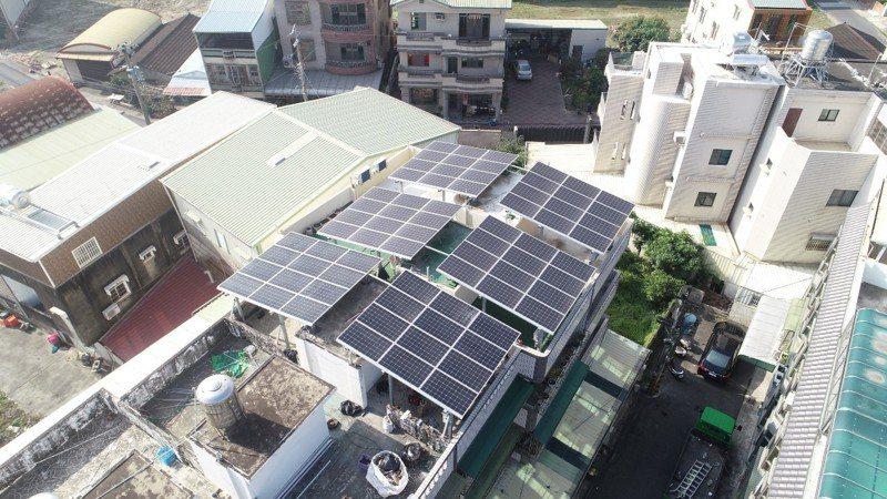 元太積極擴大再生能源使用,落實綠色共融願景。圖/元太提供