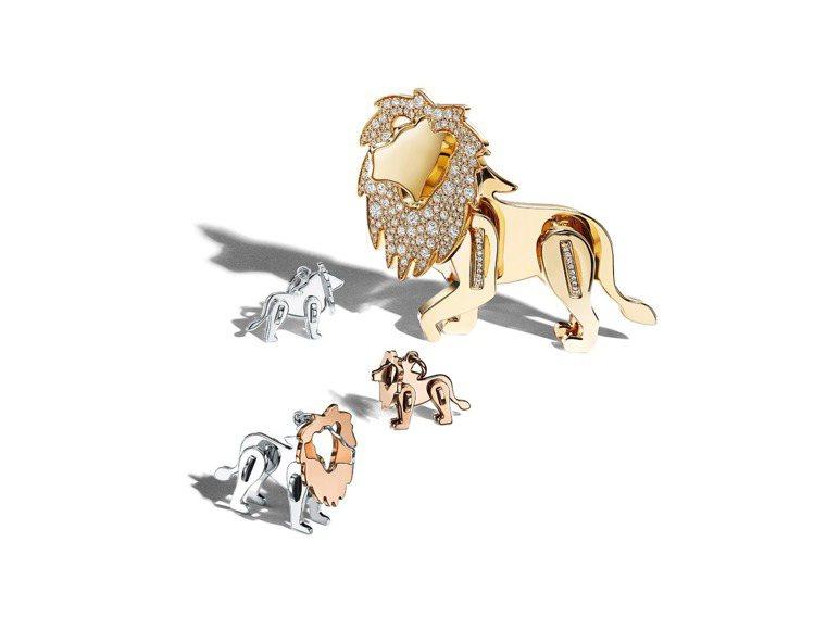 Tiffany Save the Wild系列珠寶收入所得全數捐贈給環保團體EC...