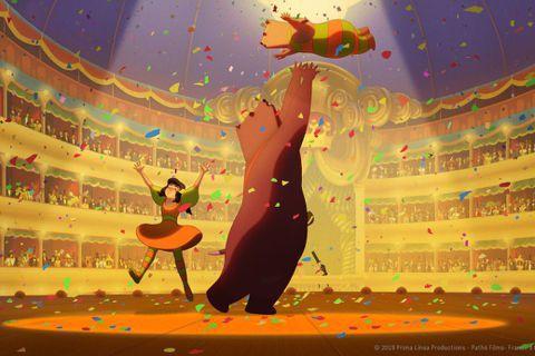 著名插畫大師洛倫索馬蒂Lorenzo Mattotti的首部動畫長片「熊熊大作戰」,描述熊國王為了尋找失蹤的兒子而開啟到人類王國的一段奇幻旅程。洛倫索馬蒂雖然是第一次執導動畫長片,但他與電影的緣分卻...