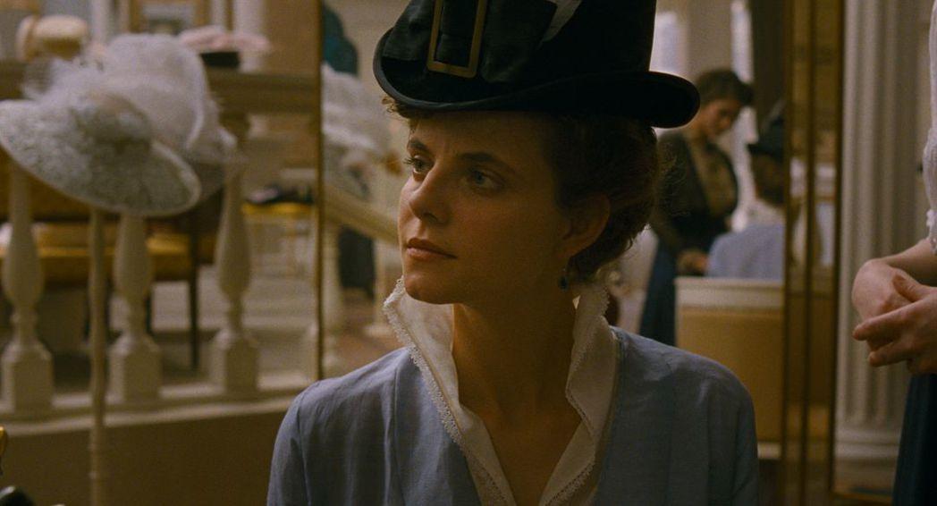 茱莉雅卡布被影迷稱為「匈牙利版艾瑪華森」。圖/前景提供