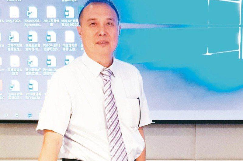 材料-KY董事長王克璋