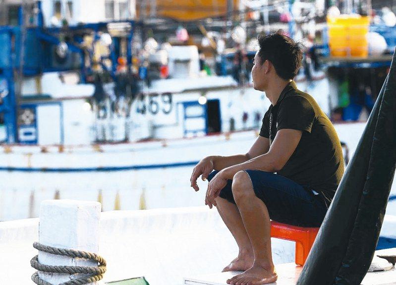 同樣保勞保的漁民,卻被排除在紓困外,引發各地漁會不滿。 圖/聯合報系資料照片