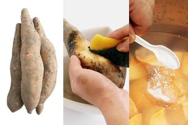 幾個小撇步,可以讓地瓜口感升級、好吃加倍唷! 圖片來源/台灣好食材(王正毅)