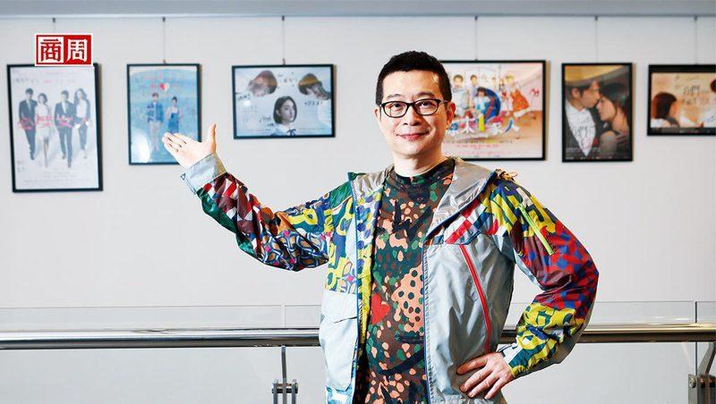薛聖棻說,韓國的編劇地位高,甚至可以決定男女主角人選。讓編劇創作獲得尊重,也是他正在努力推動的事。(攝影者.楊文財)