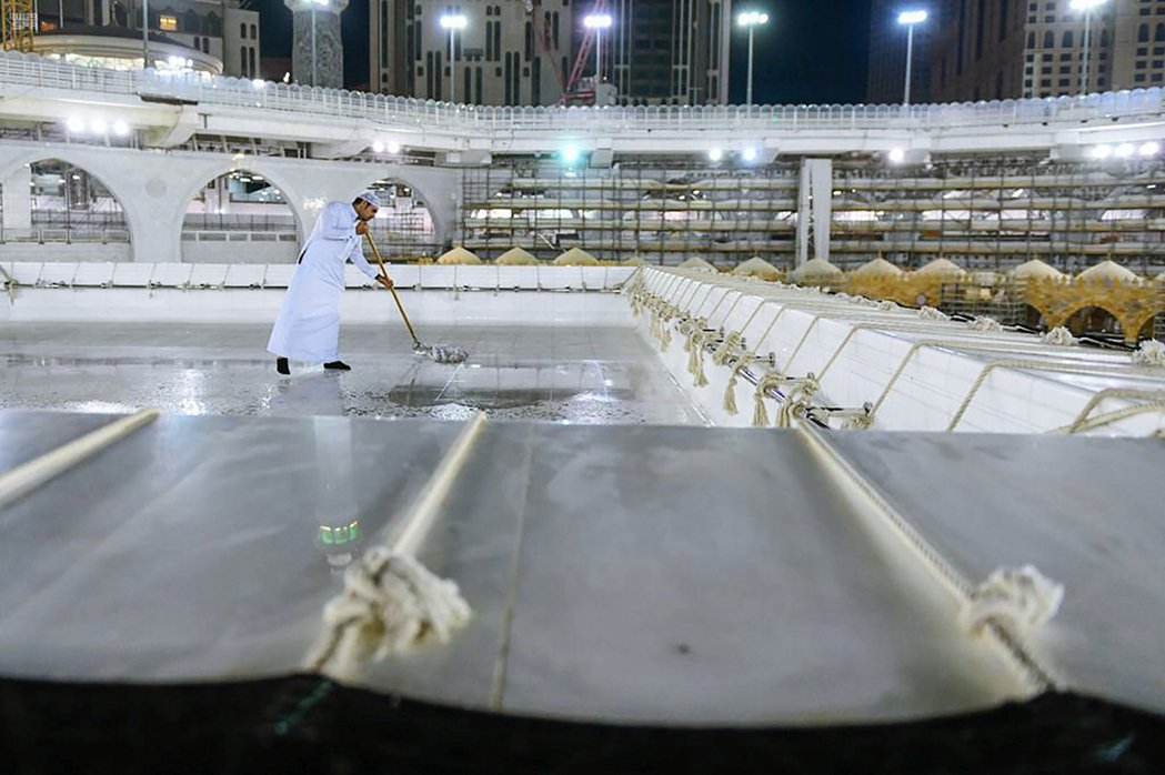 以沙烏地阿拉伯、阿拉伯聯合大公國為首的海灣阿拉伯油國,在過去3個月裡已藉著「防疫...