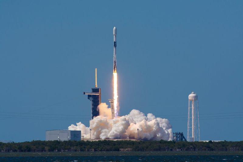圖擷自SpaceX