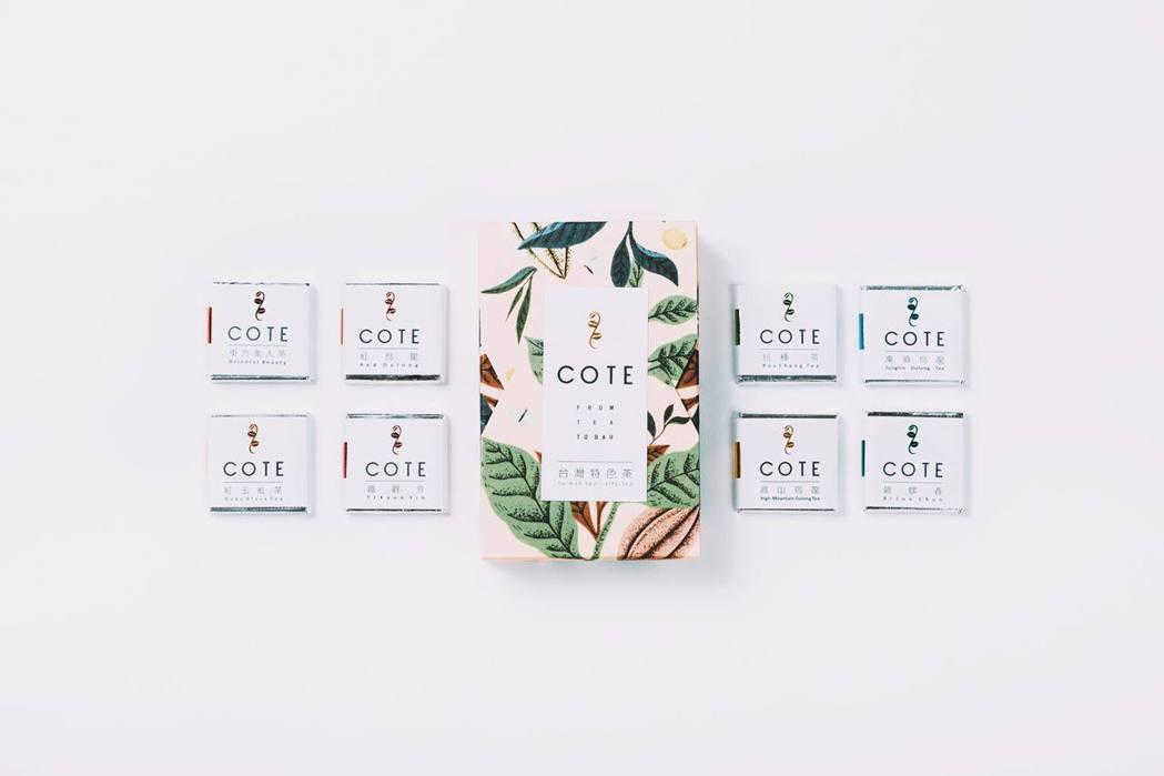 2018年顧瑋以「喫的咖啡」為概念研發出可可與咖啡的結合,憑藉創新產品COFE轟...