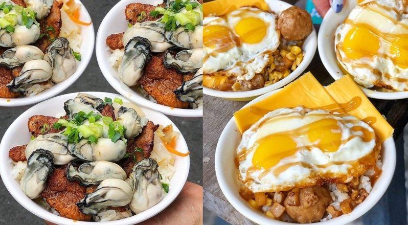 部落客帶路吃台南林記食堂。圖/FB/Blog: 舞食旅台灣。amos的走跳日常、IG@amos0716 提供